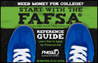 Image showing cover of FAFSA Reference Guide