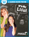 Image showing cover of the Middle School Career Guide